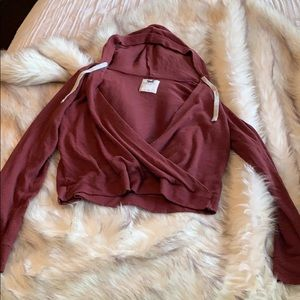 gilly hicks top size M